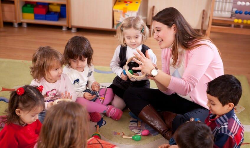 детский сад канада