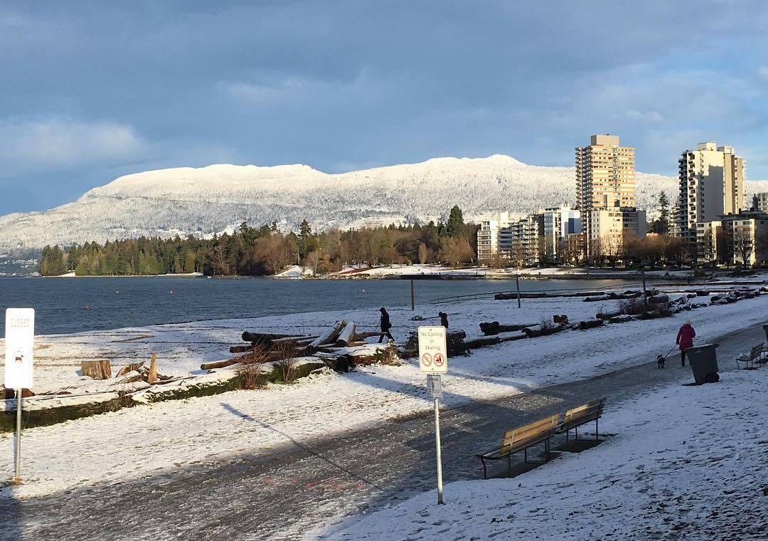 ванкувер Канада,Vancouver canada, солнце в Ванкувере