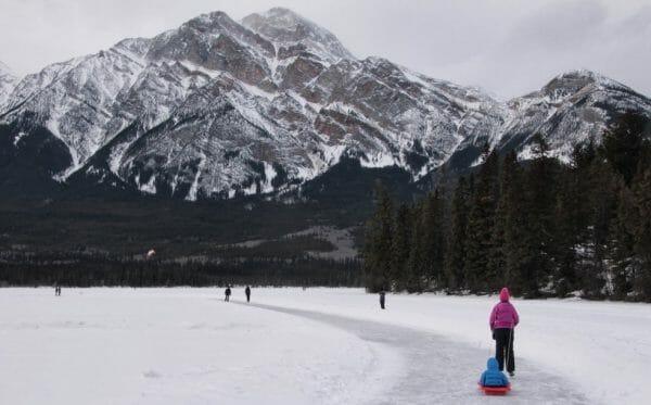 коньки Канада, провинция Альберта, парк Джаспер, топ 9 мест