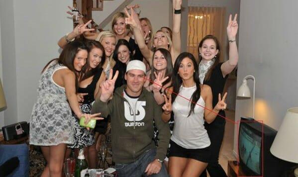 вечеринка по канадски