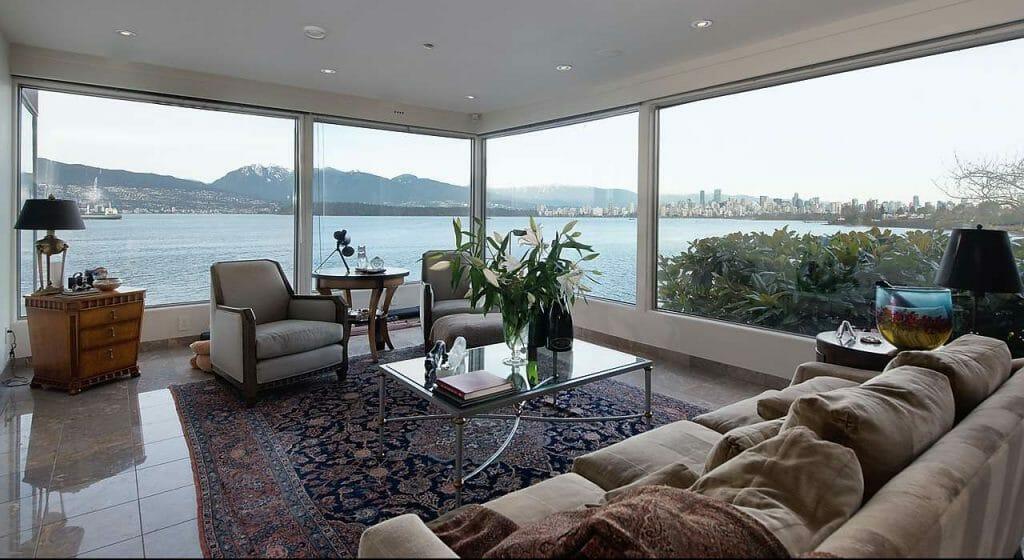 недвижимость Канада, дом в Ванкувере