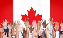 откуда в канаду приезжают иммигранты