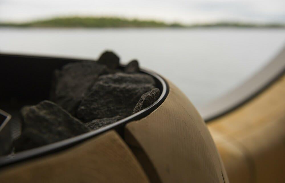 самая необычная сауна в мире, грот, Канада