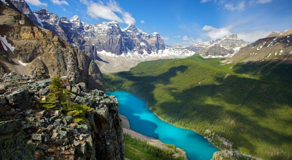 национальный парк Канада, Банф