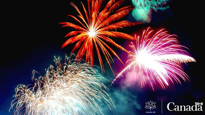 день рождения Канады, Канаде 150 лет, юбилей Канады