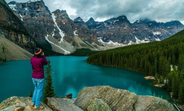 беслпатный вход, национальный парк, Канада, налогоплатильщики
