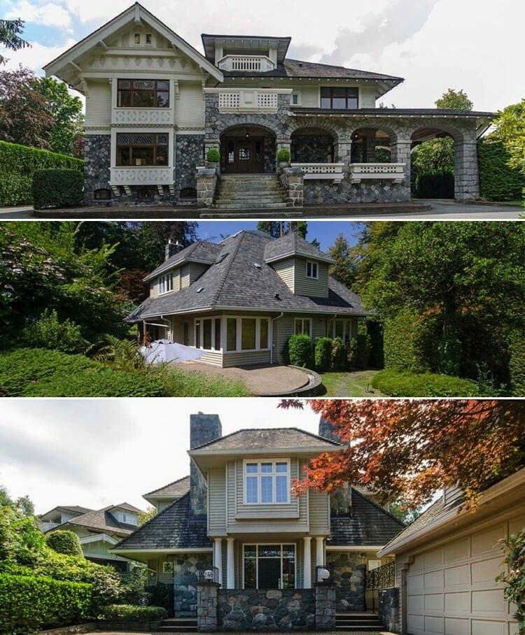недвижимость в Ванкувере, купить дом Канада, самая дорогая недвижимость