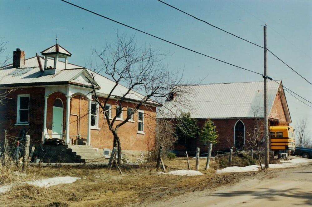 Millbridge, город призрак, Канада, Онтарио