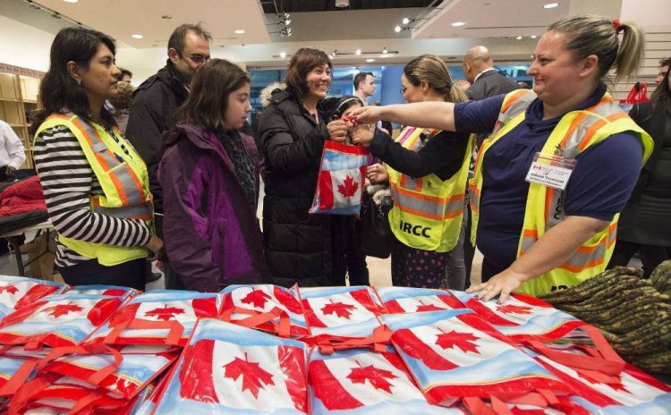 Канада, беженцы, Сирия, стоимость, иммиграция