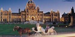 романтические города, Канада, Виктория, названы самые романтические