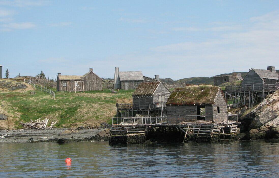 заброшенная деревня в Канаде, город-призрак Канада