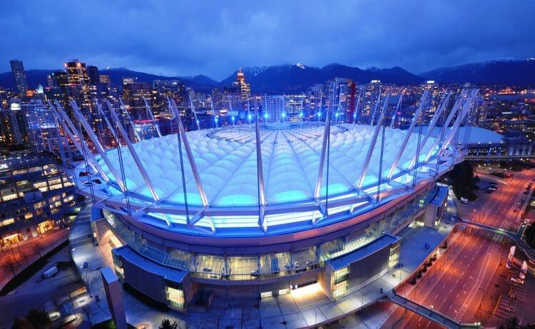 стадион ванкувер