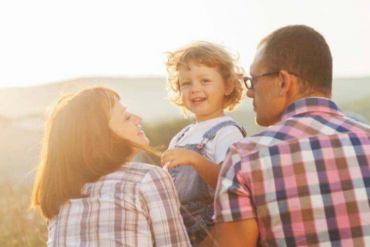 родители и дети, Канада, сородительство,