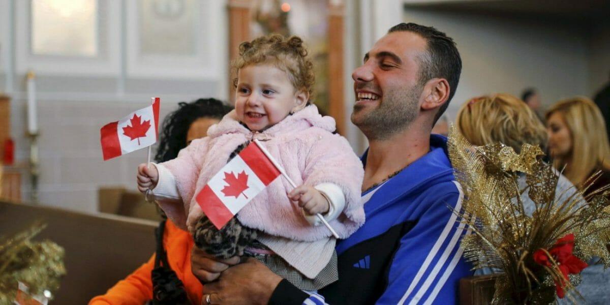 Сирийские беженцы, иммигранты, Канада, переезд в Канаду