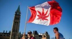 легализация марихуаны, Канада, либералы, Оттава, 1 июля, законопроект