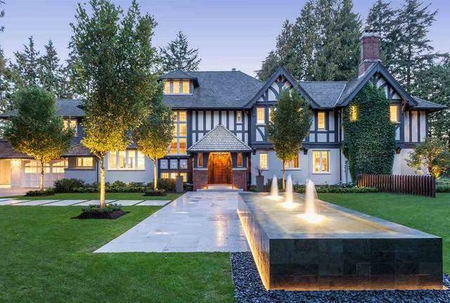 дорогой особняк, дорогие дома, point2 House