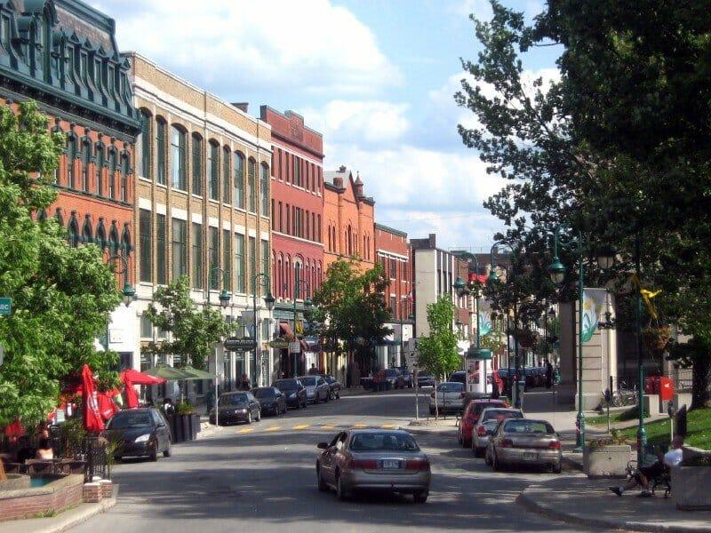Шербрук Квебек, Канада, переезд в Канаду, жизнь, семья, иммиграция