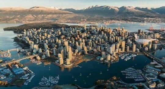 Ванкувер, информация о Ванкувере, 30 причин посетить Ванкувер