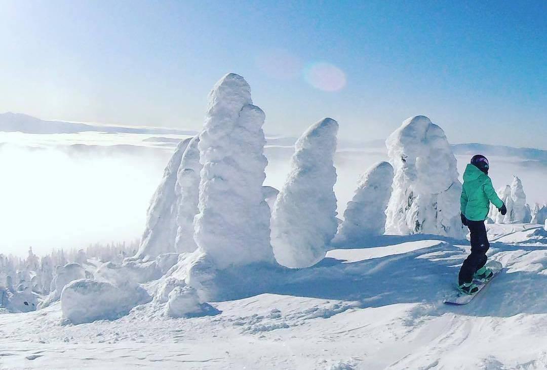 big white горнолыжный курорт Канада