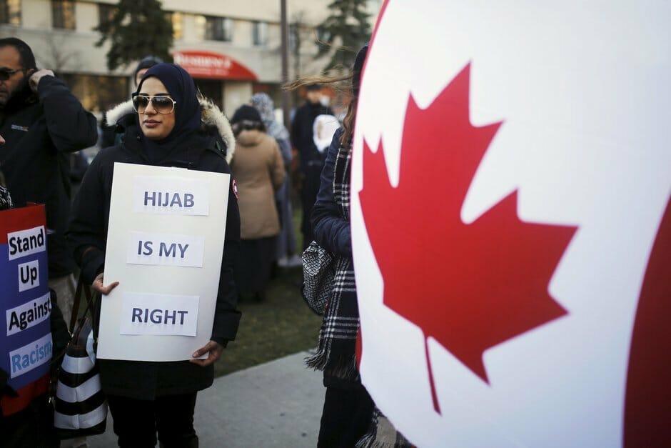 Канада, М103, Исламофобия, резолюция, религия