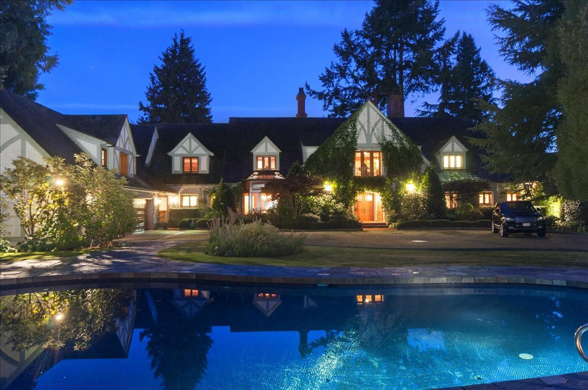 дорогие дома, Канада, Ванкувер, люксовая недвижимость
