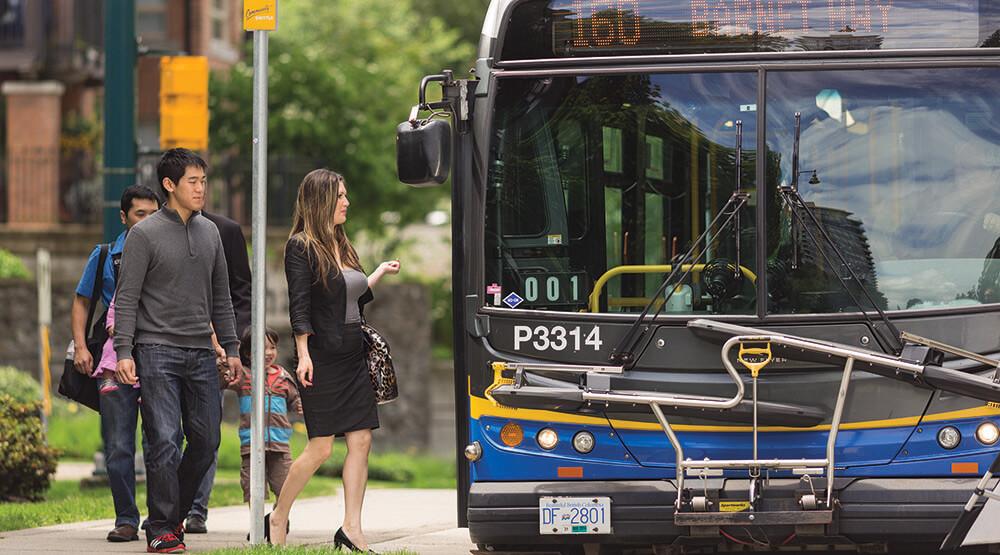 в Ванкувере меняется расписание атвобусов
