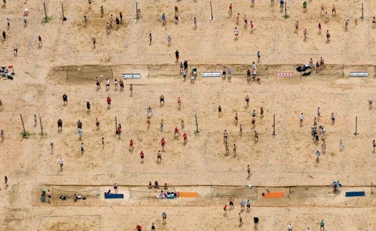 волейбол в Канаде