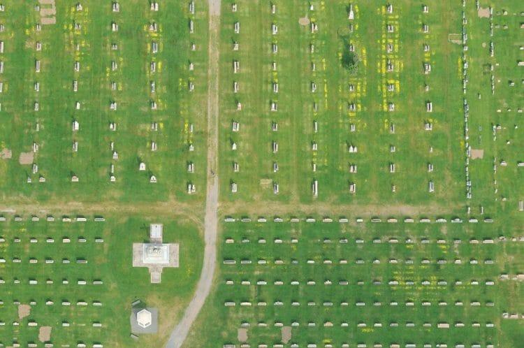 фотографии Канады с высоты