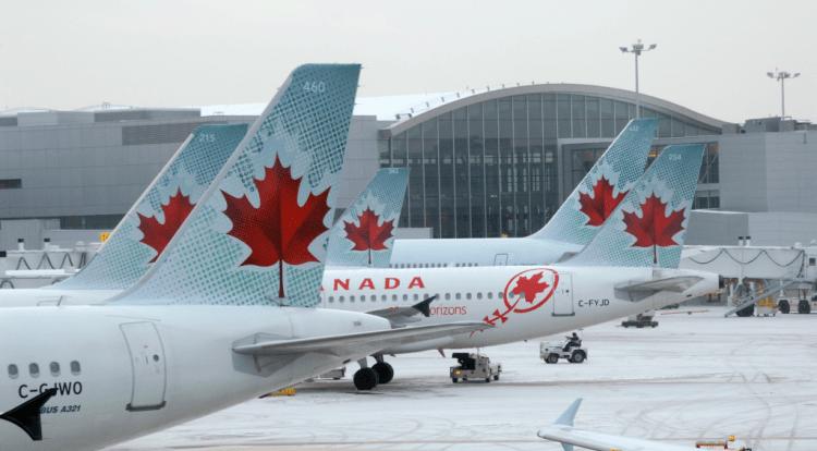 случай с Air Canada