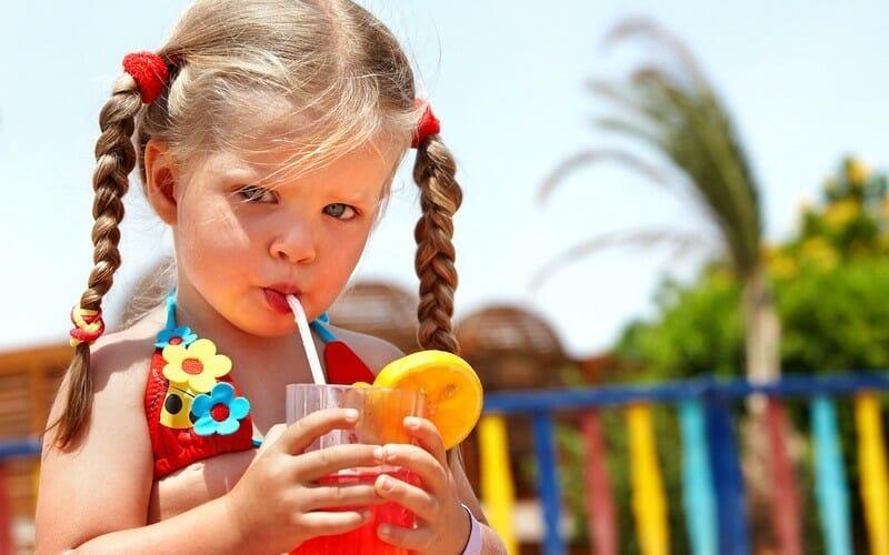 сахар и дети, питание детей