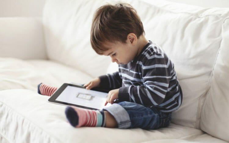 айпад вреден для детей до 5 лет