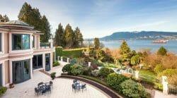 особняк в Ванкувере, рекордная сумма, недвижимость Ванкувер