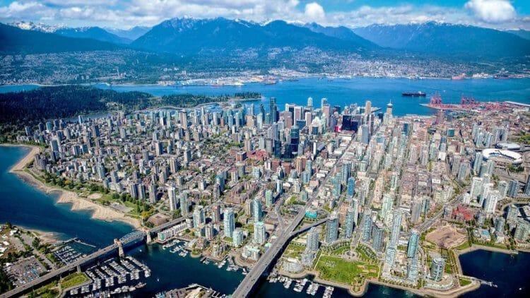 Красота Ванкувера