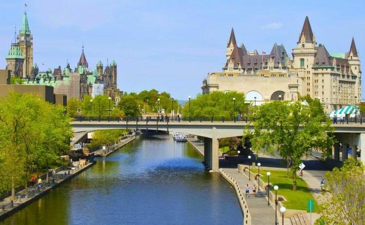 лучшие города для жизни в Канаде
