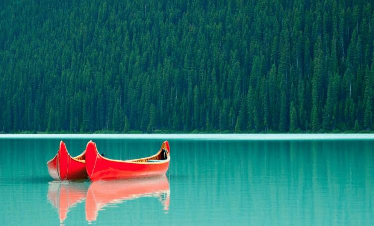 Национальный парк Банф, наш Ванкувер