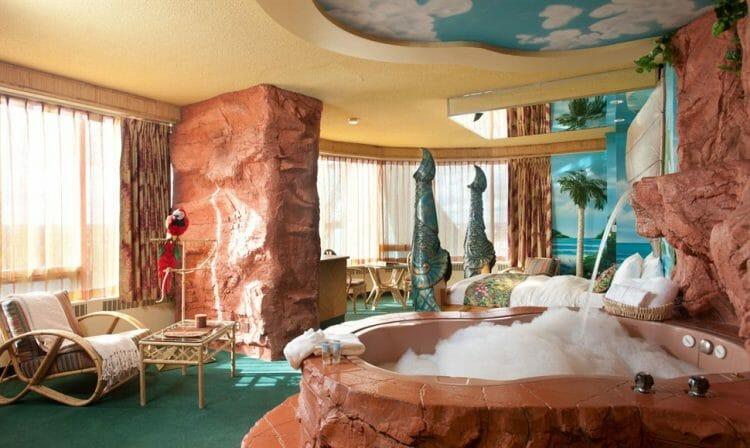 необычные отели Канады