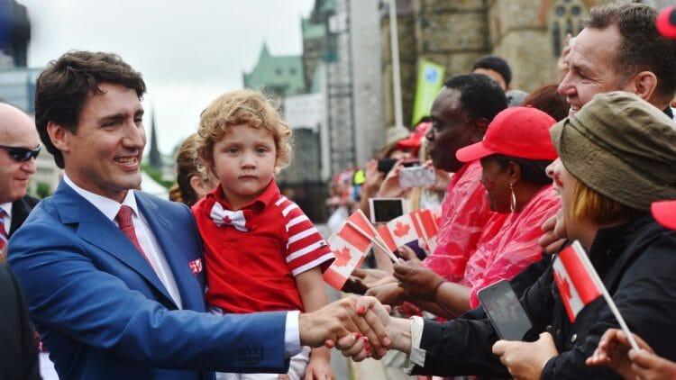 юбилей Канады 150 лет