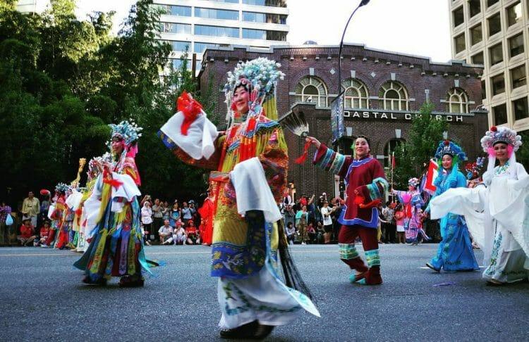 парад Ванкувер