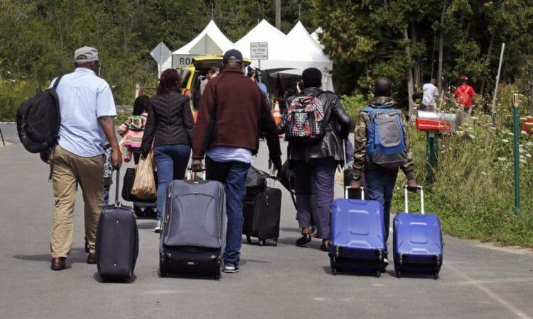 новости Канады, беженцы из США в Канаде