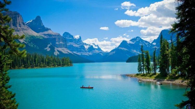 канада озера