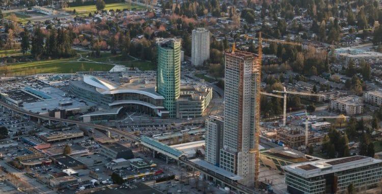 недвижимость в Ванкувере