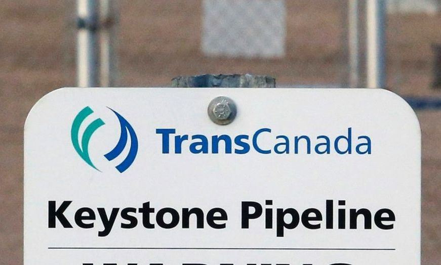 утечка нефти в США и Канаде