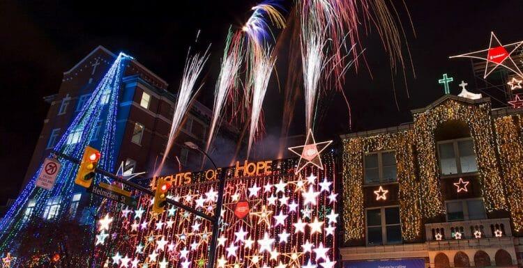 Lights of Hope в Ванкувере