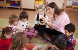 детский сад в Канаде 2017