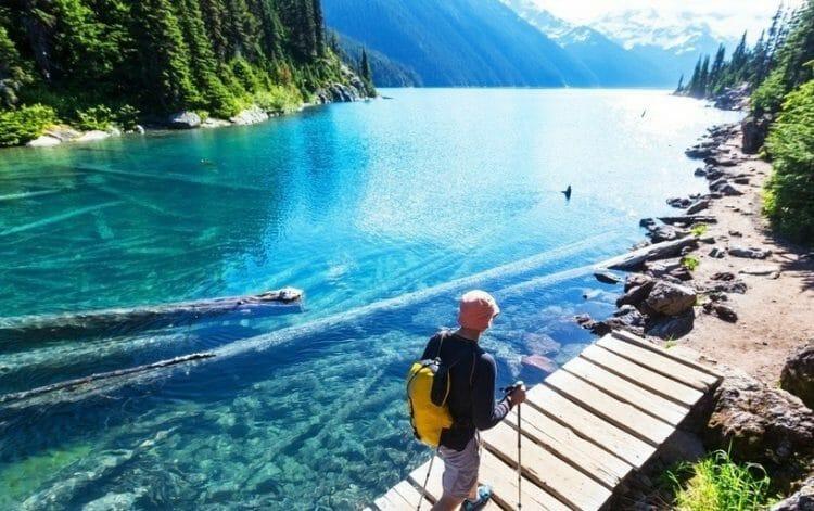 туристический маршрут в Канаде, нашВанкувер
