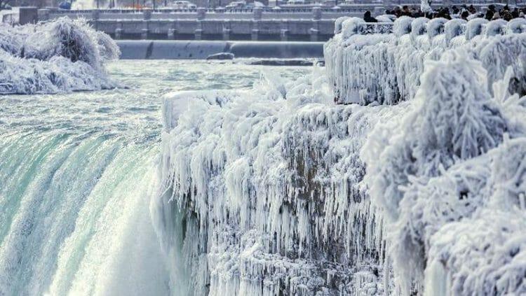 холод в Канаде