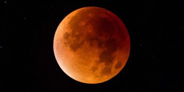 кровавая голубая луна