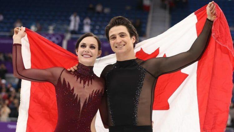 Золото Канады на Олимпийский играх