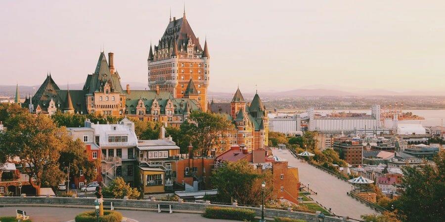 канадская история
