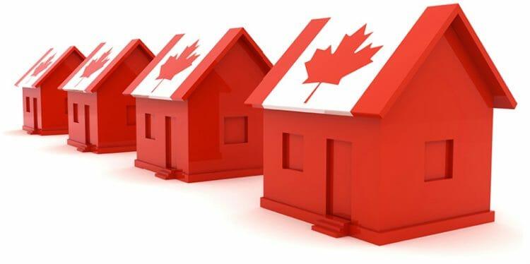 покупка дома в Канаде